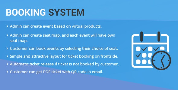 Booking System Magento 2 - CodeCanyon Item for Sale