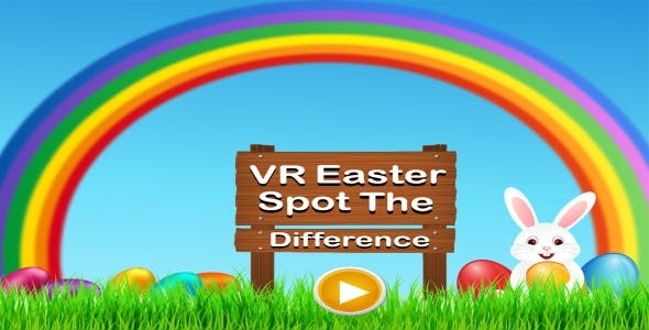 VR Easter Spot The Difference - Android