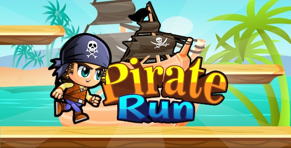 Pirate Adventures iOS And TvOS (Leaderboard,  Admob, Game Services, 2 Xcode Project ) - CodeCanyon Item for Sale