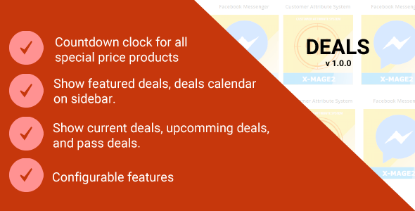 Magento 2 Deals - CodeCanyon Item for Sale