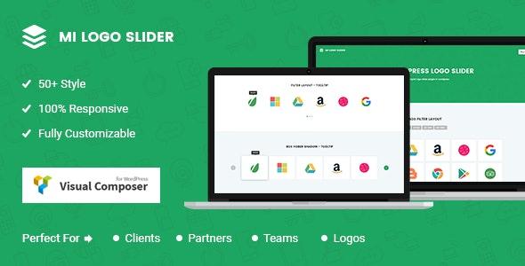 Mi Logo Showcase for Visual Composer WordPress