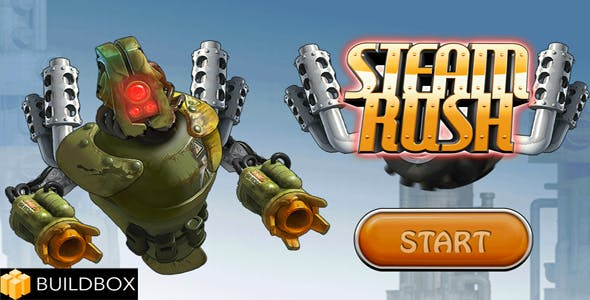 Mega Steam Rush for Android/IOS