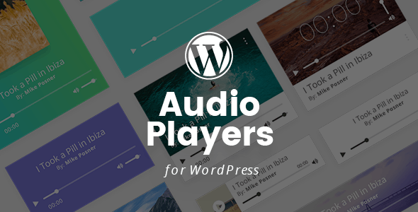 WordPress Audio Players Plugin with Layout Builder - CodeCanyon Item for Sale