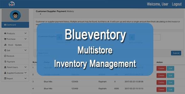 Blueventory