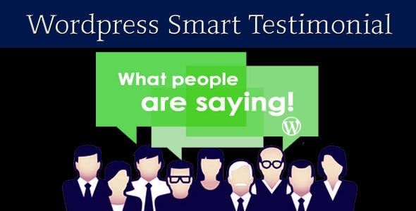 Wordpress Smart Testimonial Carousel