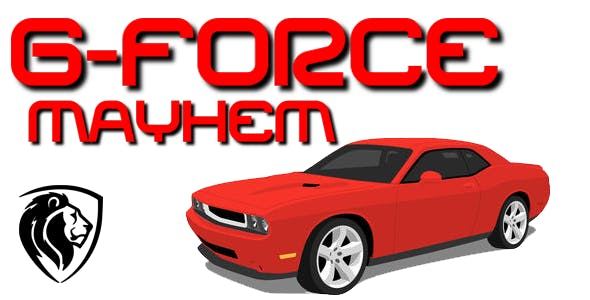 G-Force Mayhem iOS - bbdoc included - iAP - Ads - Easy Reskin