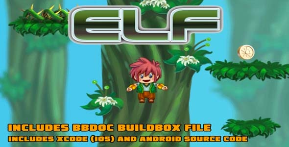 Elf the Game Buildbox v2.1 - CodeCanyon Item for Sale