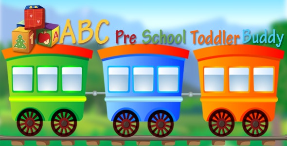 ABC Tracing Toddler Game Kids -Android & iOS - CodeCanyon Item for Sale