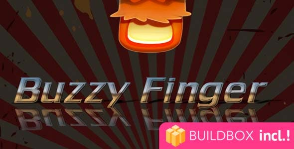 Buzzy Fingers Buildbox v2.1 IOS Android