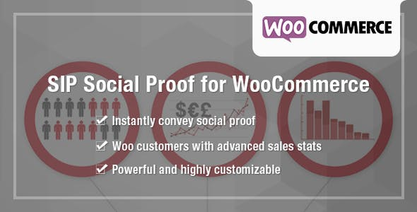 SIP Social Proof for WooCommerce