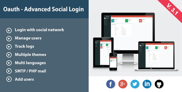 Oauth - Advanced Social Login