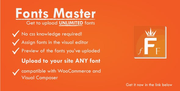 Fonts Master and Google Fonts - The WordPress Plugin for Fonts Management - ShuFont