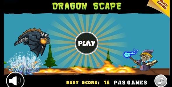 Dragon VS Mage