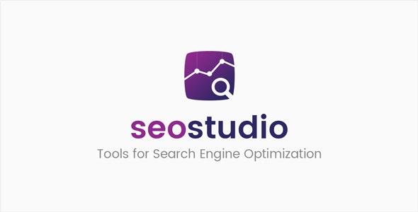 SEO Studio - Professional Tools for SEO - CodeCanyon Item for Sale