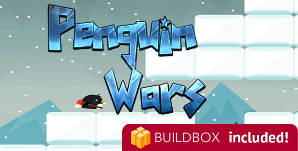Penguin Wars IOS Android Buildbox