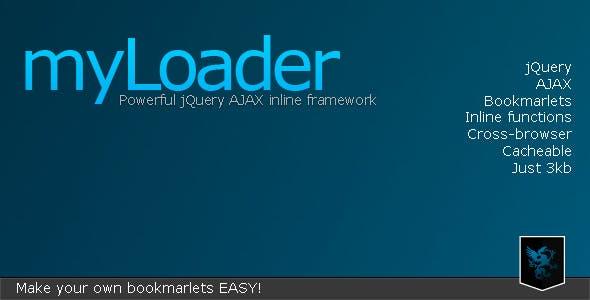 myLoader - Powerful inline AJAX framework