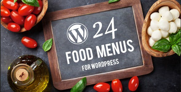 WordPress Food Menu Plugin with Layout Builder