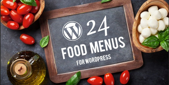 WordPress Food Menu Plugin with Layout Builder - CodeCanyon Item for Sale