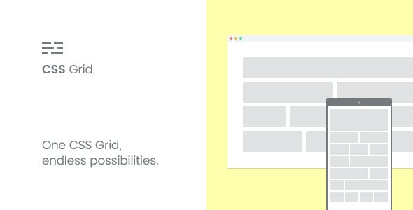 Responsive HTML5 CSS Grid        Nulled