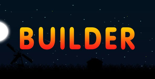 Builder - HTML5 Game
