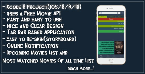 KMI - #1 Movie and TV Show based App