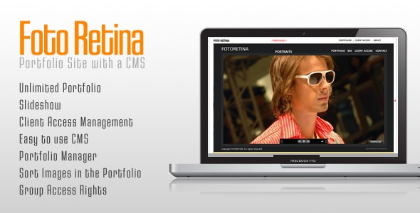 Fotoretina - Photo Gallery - CodeCanyon Item for Sale