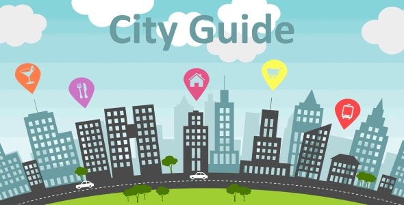 City Guide - CodeCanyon Item for Sale