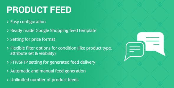 Product Feed Magento 2