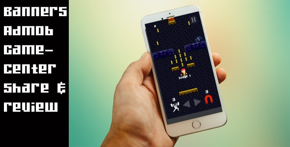 Broken Curse + IAP + Game Service - CodeCanyon Item for Sale