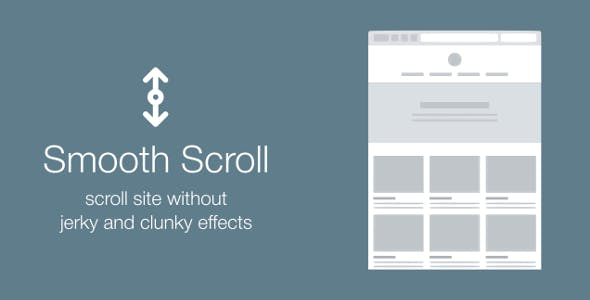 Smooth Scroll for Joomla — Site Scrolling without Jerky and Clunky Effects.