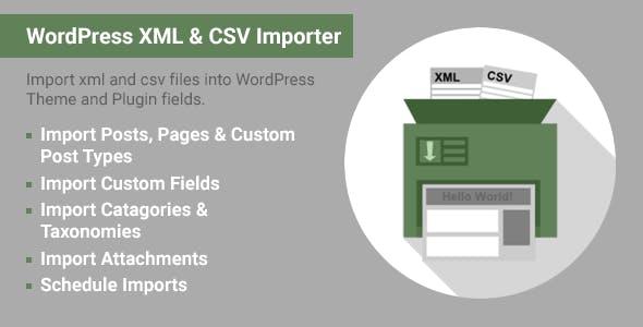 ImportWP Pro - WordPress XML & CSV Importer