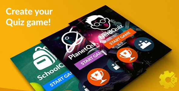Dynamic Quiz - Web CMS - HTML5 Game (Capx) - CodeCanyon Item for Sale