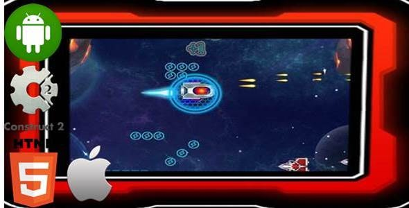 Space Shooter - CodeCanyon Item for Sale