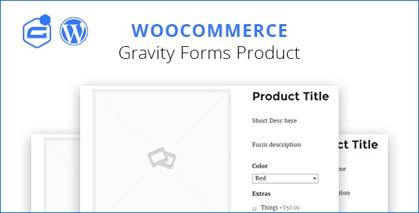 Woocommerce Gravity Forms Product By Ma Group Codecanyon
