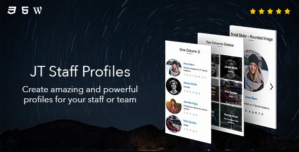 JT Staff Profiles