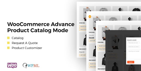WooCommerce Advance Product Catalog Mode
