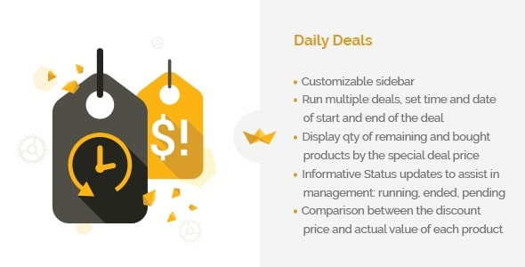 Daily Deals - CodeCanyon Item for Sale