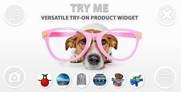 TryMe - Versatile Try On Product Solution