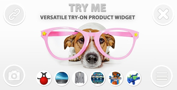 TryMe - Versatile Try On Product Solution - CodeCanyon Item for Sale
