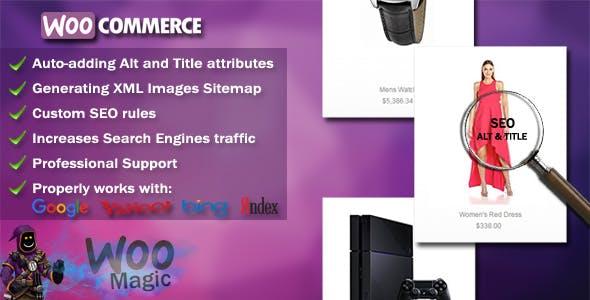 WooCommerce SEO Images