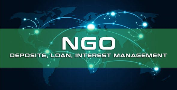 Multipurpose NGO - Loan, Deposit & Interest Management