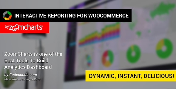 WooCommerce Interactive Reporting by ZoomCharts - CodeCanyon Item for Sale