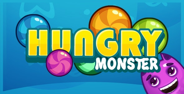 Hungry Monster - CodeCanyon Item for Sale