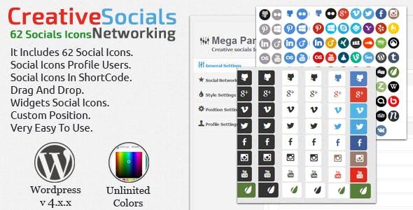 Creative socials