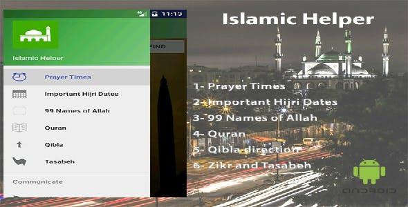 Islamic Helper