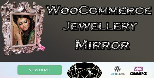 Jewellery Mirror WooCommerce Plugin popup - CodeCanyon Item for Sale