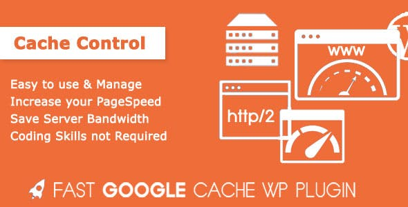 Fast Google Cache - WordPress Plugin