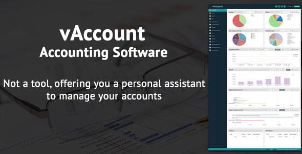 vAccount – Accounting Software