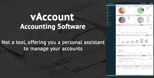 vAccount – Accounting Software - CodeCanyon Item for Sale