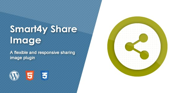 Smart4y Share Image - Responsive Wordpress Plugin